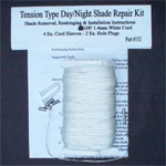 Large Shade Repair Kit