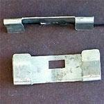 VANE REPAIR CLIP TWO ZINC
